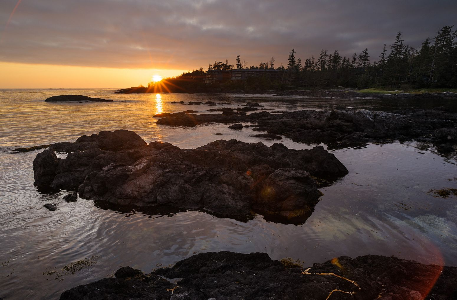 Ucluelet, Vancouver Island, BC, Canada