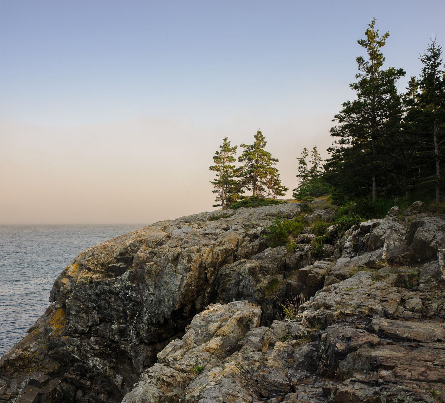Schooner Head Overlook, Acadia NP, Maine, USA