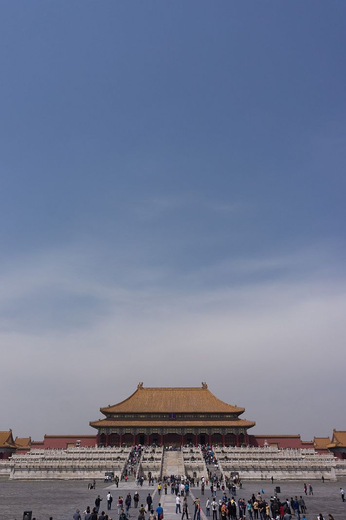 Forbidden City , Beijing, China