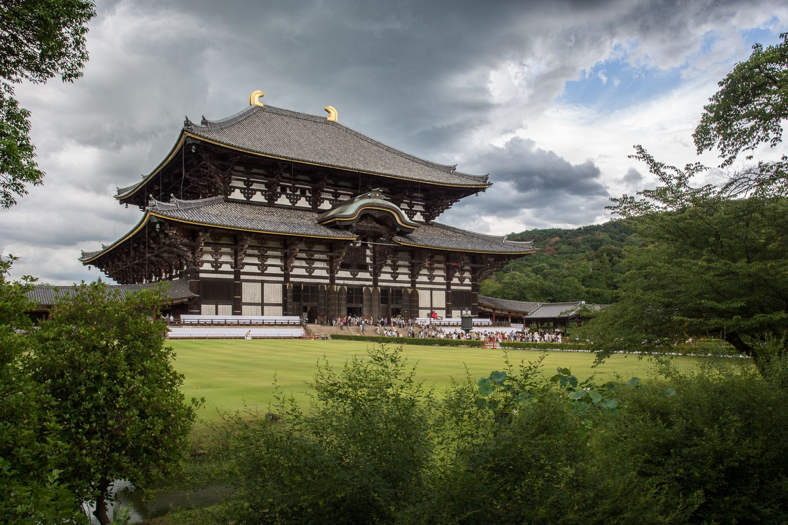 Todai-ji temple, Nara, Japan