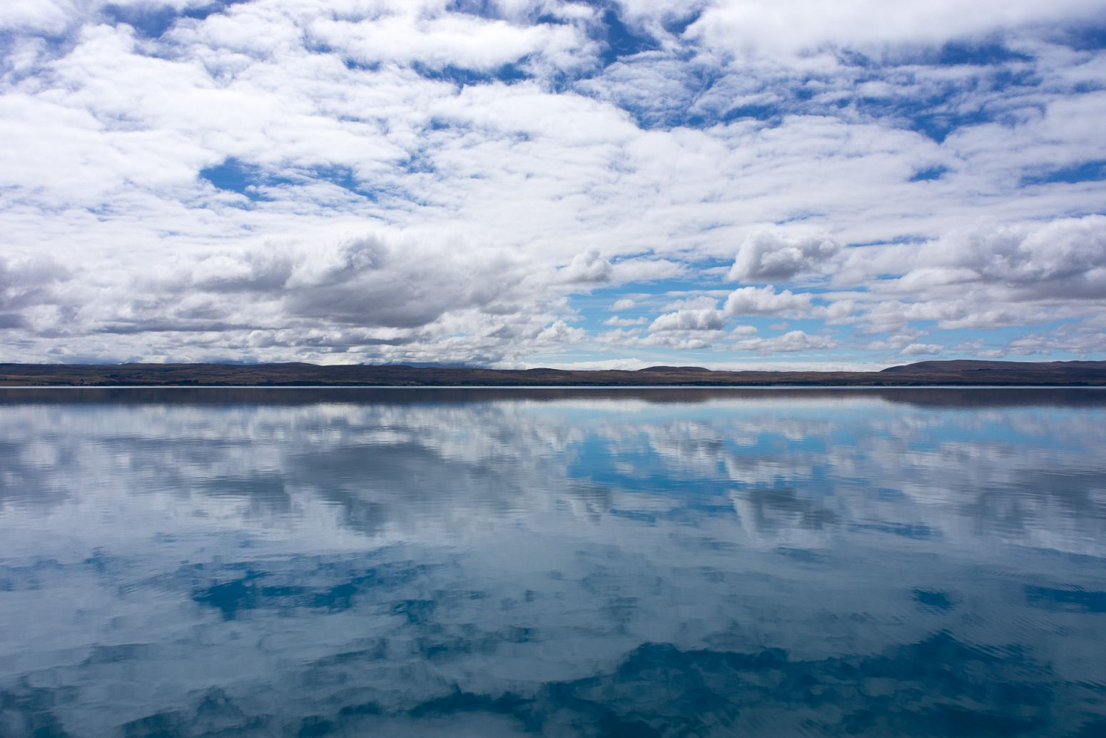 Lake Pukaki reflections, New Zealand